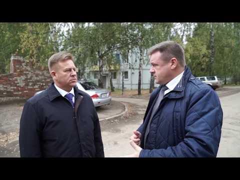Николай Любимов провел выездное заседание Правительства в Ряжске