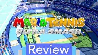 Mario Tennis: Ultra Smash Was Actually a Good Game