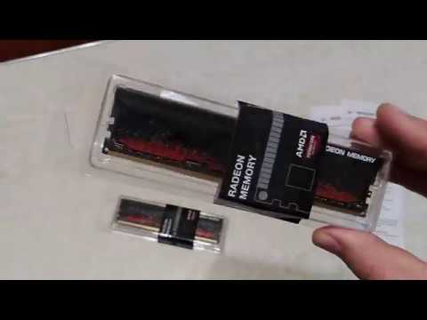 Оперативная память AMD DDR4-3200 8192MB PC4-25600 R9 Gamer Series (R9S48G3206U2S)