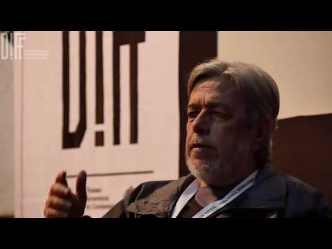 DIFF 2016 - Aseem Chhabra in conversation with Saeed Mirza