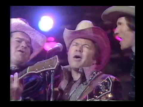 Roy Clark - Tumbling Tumbleweed  (Great harmony)