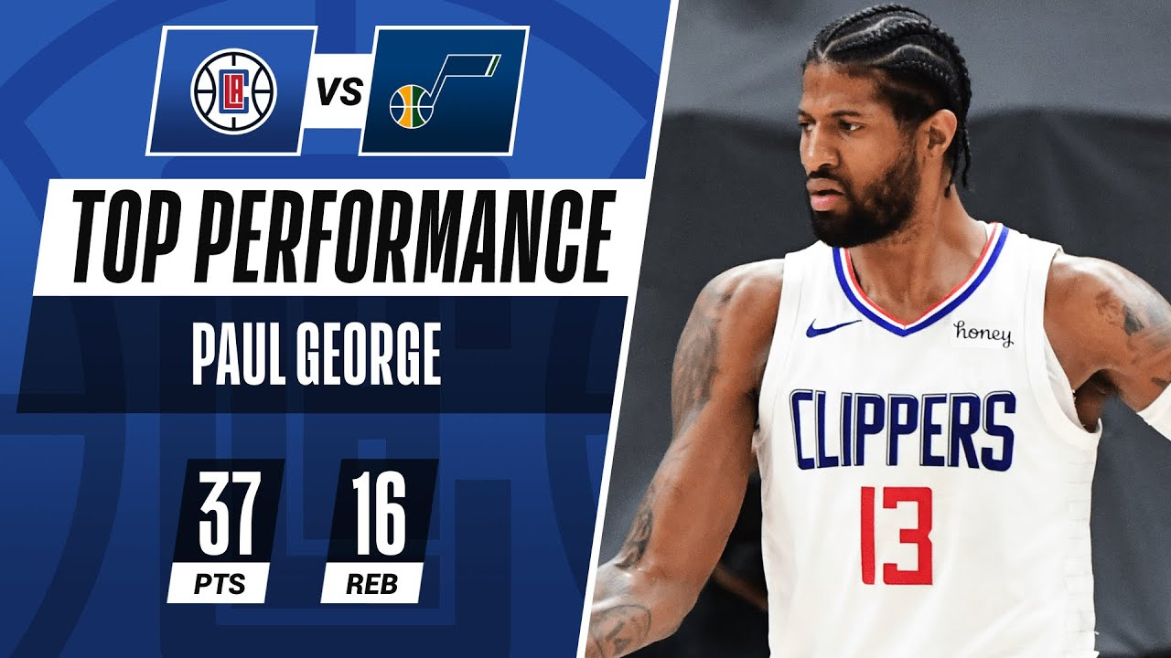 Download Paul George SNAPS for HISTORIC 37 PTS in CRUCIAL Game 5! 🔥