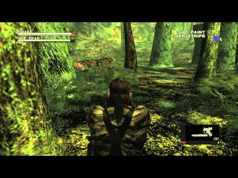 Metal Gear Solid: HD Collection - Fashionista / It's Only Skin Deep / PEACE WALKER