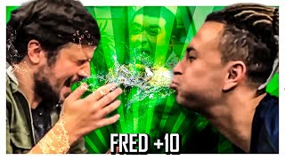O castigo mais NOJENTO do Fred +10!