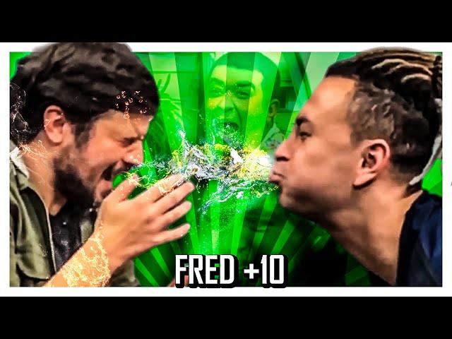 O castigo mais NOJENTO do Fred +10!