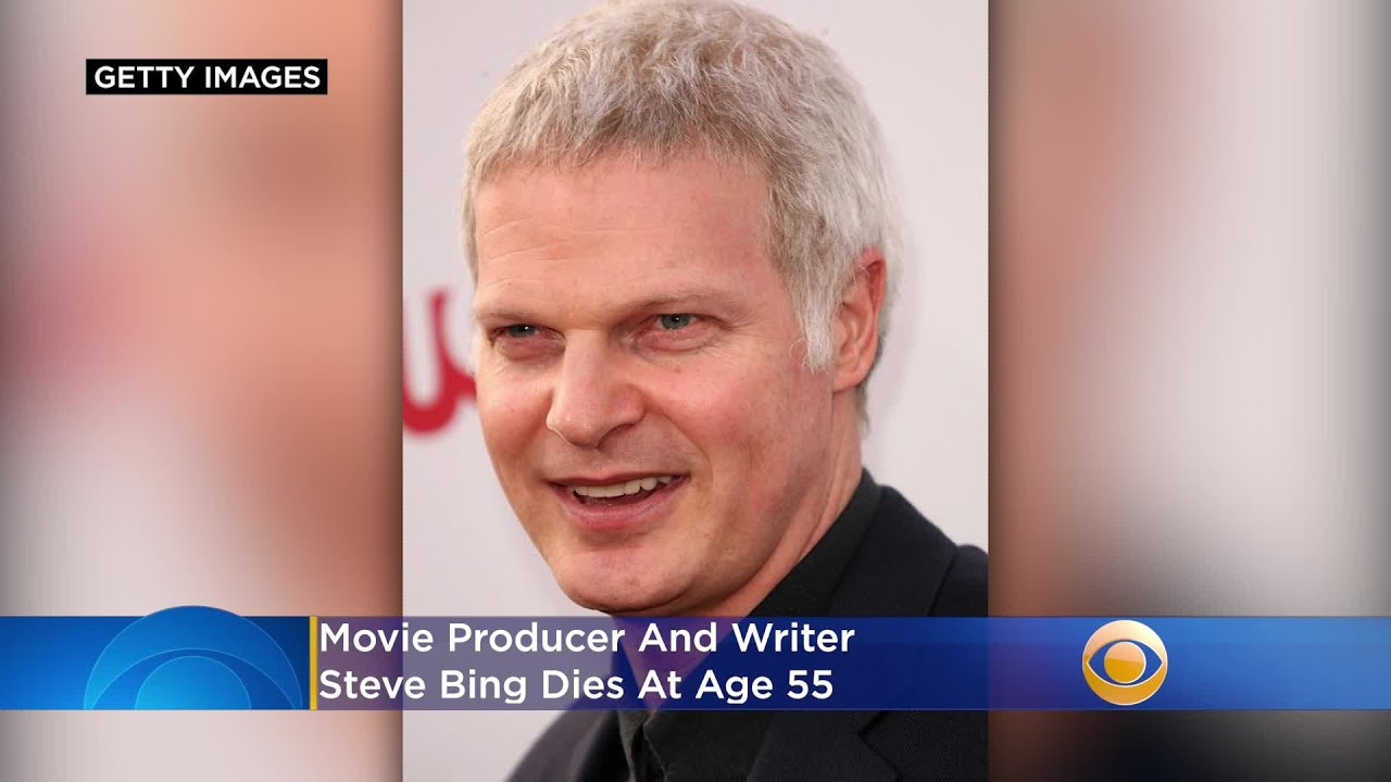 Steve Bing, producer and Kangaroo Jack writer, dies at 55
