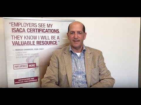 Interview: Matt Loeb, Chief Executive Officer, ISACA Oceania CACS 2017 Conference