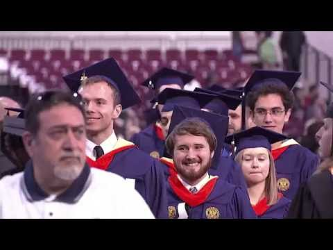 2016 Commencement of Drexel University:  College of Engineering