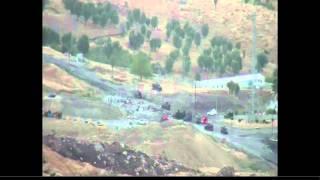 Pkk Kamerasindan Intihar saldirisi PKK suicide attack kill 2 cops in Şırnak 13.09.2015