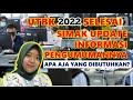 Update Informasi Pengumuman UTBK 2021 | Apasaja yang dibutuhkan?