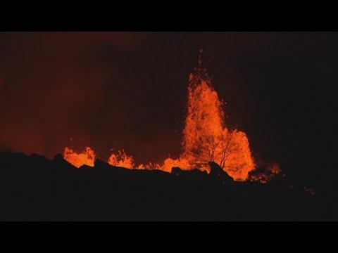Casa de brasileira está entre as destruídas por erupção no Havaí | SBT Brasil(26/05/18)