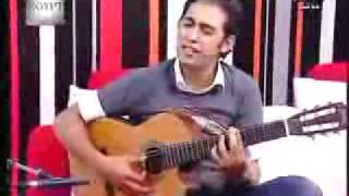 amr mostafa song ahla haga feky live on guitar for the artist mohamed hamaki flv