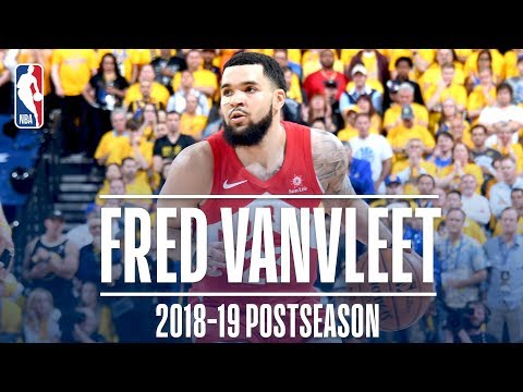 Best Plays From Fred VanVleet | 2019 NBA Postseason