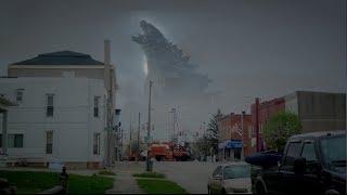 Godzilla Alert in Union City, IN