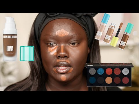 Uoma Beauty! Are They Here to Take Over?? || Nyma Tang