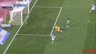 Video Gol Pertandingan Real Sociedad vs Elche