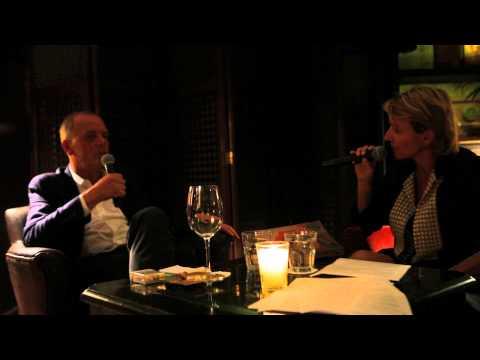 """Guillaume Jobin """" Mohamed V Le Sultan """" au Grand Café de la Poste de Marrakech"""