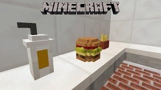 BELAJAR BISNIS BURGER di Minecraft