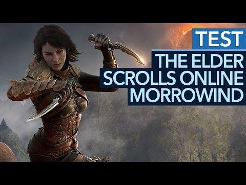 Elder Scrolls Online: MORROWIND im Test