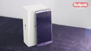 Смартфон LG V10 Распаковка (Sulpak.kz)