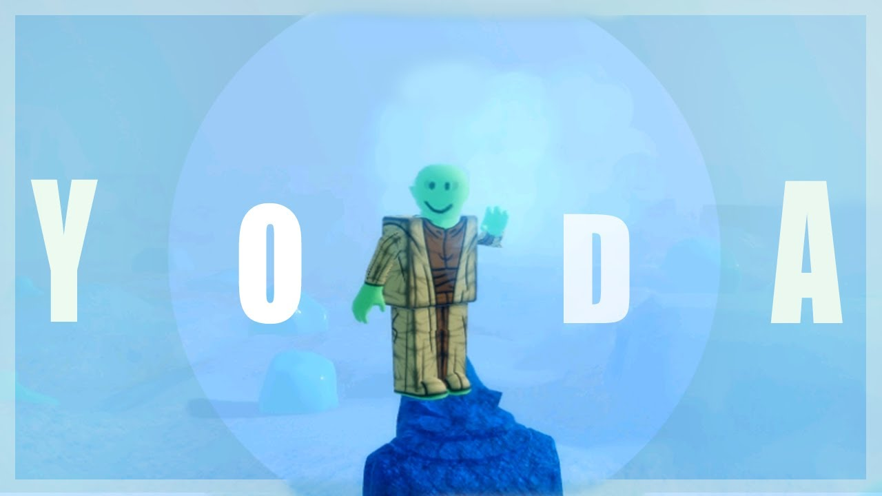 Yoda But He Only Uses Force Ilum 2 Youtube