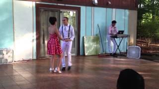 Martha & Irving - Bachata Social Wedding Dance - 06/23/13