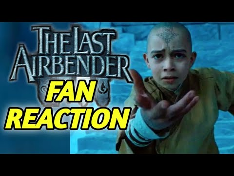 Avatar: The Last Airbender (Live-Action Movie) Reactions - Avatar: The Last Podcasters