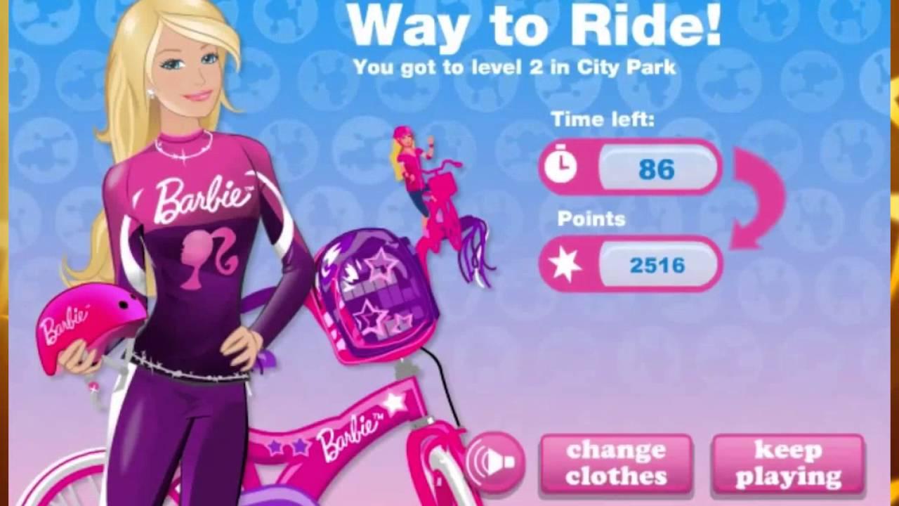 Barbie Bike Stylin Ride Full Episode Hd 2015 New Cartoon