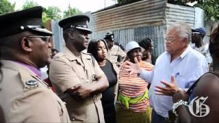 Woman killed in Cassava Piece
