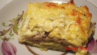 Мясо по Французски с Курицей/Вкусный рецепт/К Любому Празднику