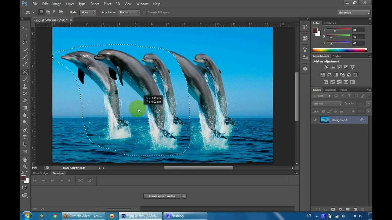 How to Cut Out an Object in Photoshop | Chron.com