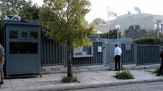 Athen: Unbekannte werfen Sprengsatz in russisches Konsulat