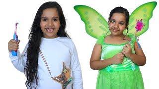 شفا و جنية الاسنان !! shfa and tooth fairy