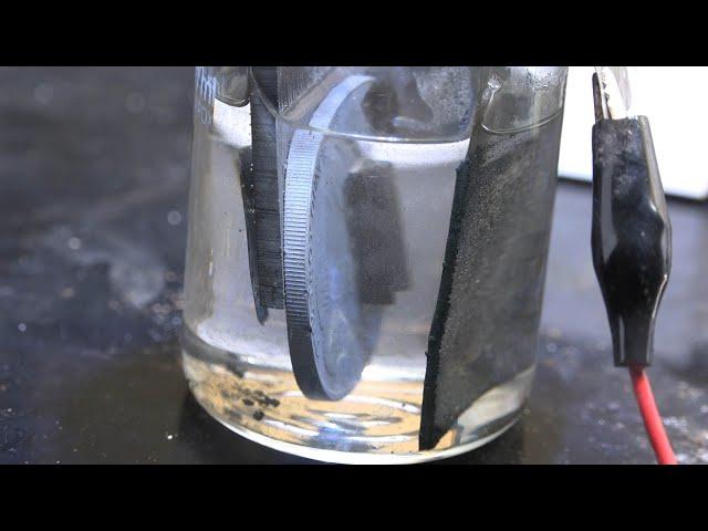 Make a Silver Oxide Zinc Battery