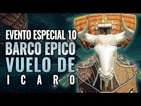 Assassin's Creed Odyssey | Evento Especial #10 BARCO ÉPICO VUELO DE ICARO + RECOMPENSA DISEÑO thumbnail