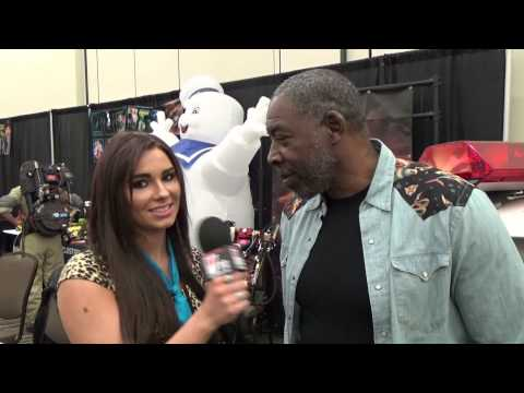 Interview with Actor and Ghostbuster Ernie Hudson at BCTC