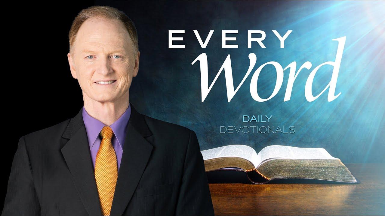 Every Word - Healed in Church!
