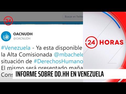 ONU entrega informe sobre Derechos Humanos en Venezuela