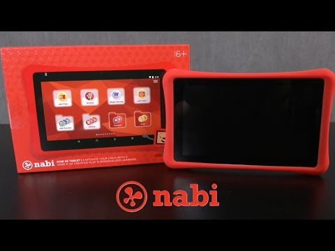 nabi SE Tablet from Mattel from YouTube · Duration:  2 minutes 58 seconds