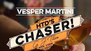 Vesper Martini   Chaser