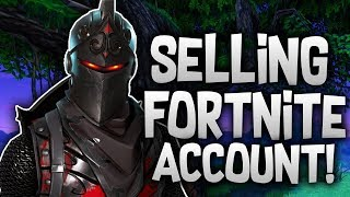 Selling My RARE Fortnite Account! ($200) *Comment if interested* (60+skins)