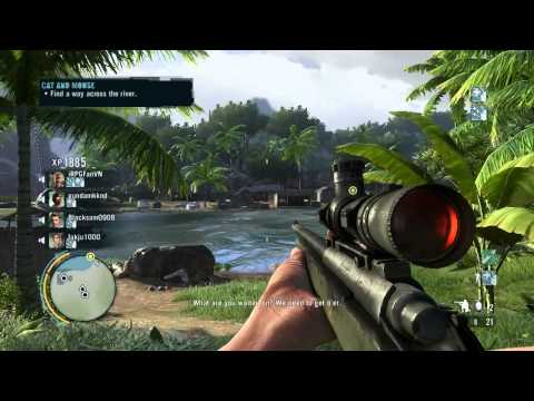 Far Cry 3 - Online Co-op - Chapter: Ready or Not