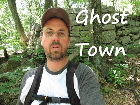 Exploring The Abandoned Ghost Town Of Goldmine PA