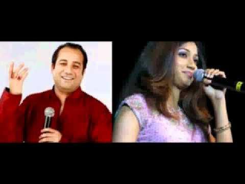 Teri Meri Meri Teri Prem Kahani - Rahat Fateh Ali Khan & Shreya Ghoshal