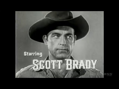 Shotgun Slade CROSSED GUNS Western TV episode full length
