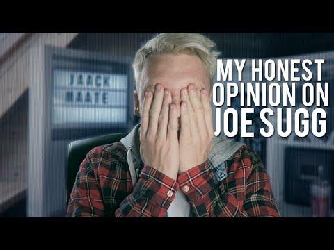 My Opinion On Joe Sugg (ThatcherJoe)