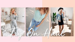 Spring Try On Haul | GOODNIGHT MACAROON