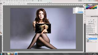 Actions in Photoshop-Portuguese version