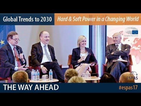 ESPAS Global Trends to 2030, The Way Ahead, 23 November 2017