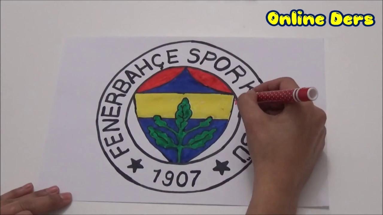 Fenerbahçe Logo çizimi Youtube